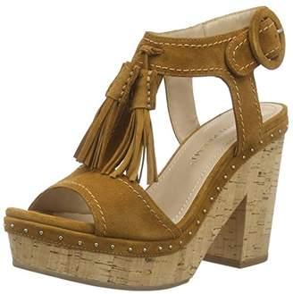 Bruno Premi Women's F4805P Open Toe Sandals Beige Size: