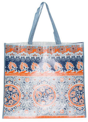 Floral Medallions Reusable Bag