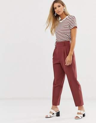 Asos Design DESIGN tailored smart high waist balloon pants