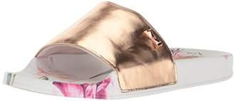 Ted Baker Women's Armeana Synt AF Sketchbook Sandal