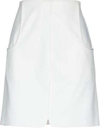Giambattista Valli Knee length skirts - Item 35402647LL