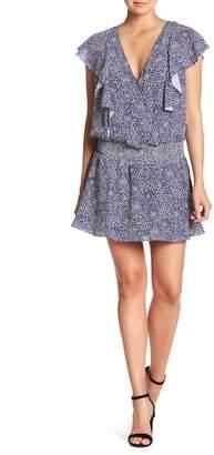 Parker Smocked Waist Printed Dress