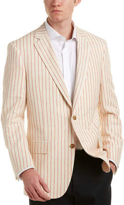Brooks Brothers Madison Fit Silk-Blend Sportcoat