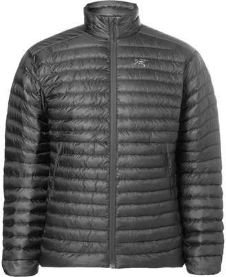 Arc'teryx Cerium SL Packable Quilted Shell Down Jacket
