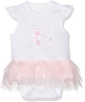 Mothercare My First Little Mouse Tutu Bodysuit,(Manufacturer Size:56)