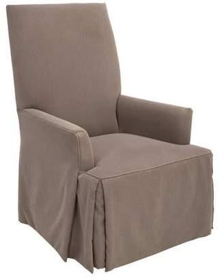 Custom Slipcover Armchair