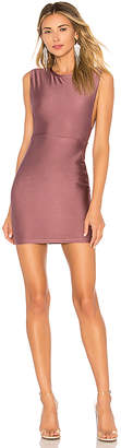 by the way. Kerrie Metallic Mini Dress
