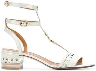 Chloé Perry T-bar sandals