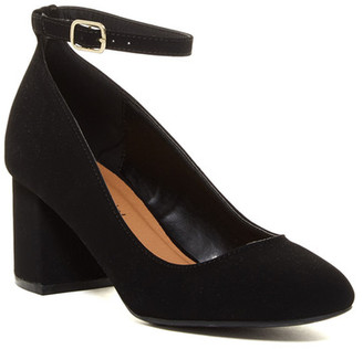 Madden Girl Molyyy Pump $49 thestylecure.com