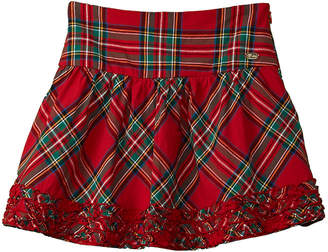 E-Land Kids Girls' Holiday A-Line Skirt