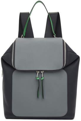 Loewe Blue Goya Backpack