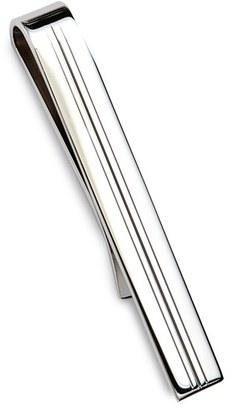 Men's David Donahue Sterling Silver Tie Clip $60 thestylecure.com