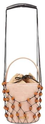 Jacquemus Le Sac Maracasau Bucket Bag - Womens - Light Pink