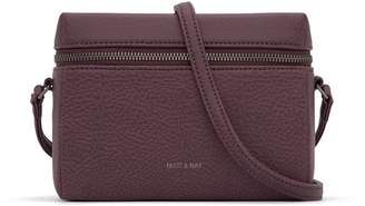 Matt & Nat Vixen Handbag, Dwell Collection, (Purple)