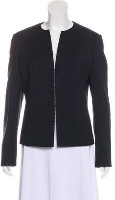 HUGO BOSS Boss by Structured Long Sleeve Blazer