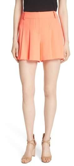 Scarlet Flutter Shorts