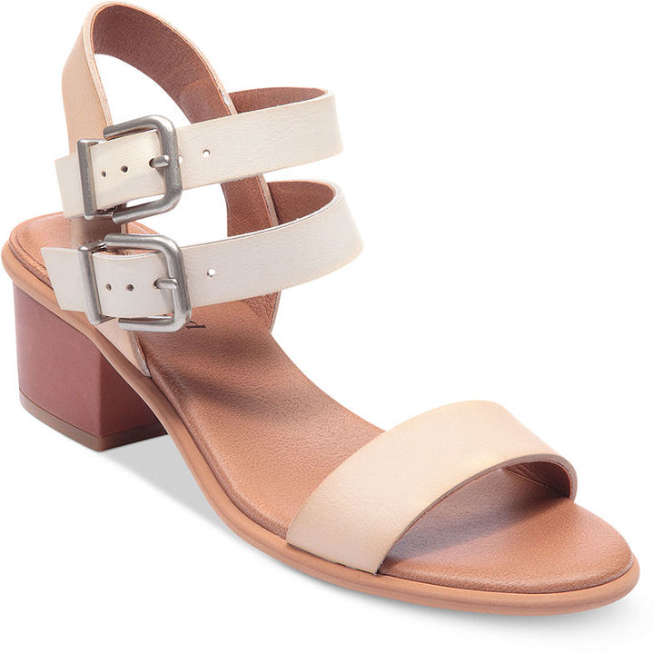 Lucky Brand Women's Shoes, Leyna City Sandals
