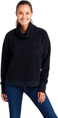 Vineyard Vines Funnel Neck Boxy Sweatshirt