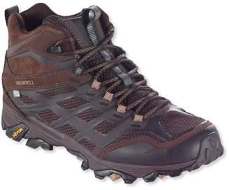 L.L. Bean L.L.Bean Men's Merrell Moab FST Waterproof Hiking Boots