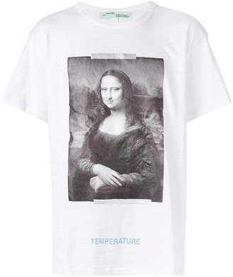 Off-White Mona Lisa arrows T-shirt