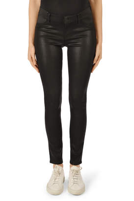 Mama J Mid-Rise Super Skinny in Fearless