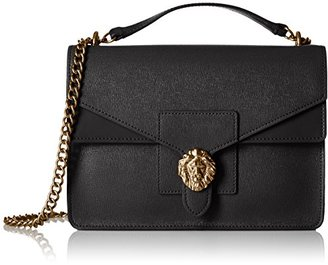 Anne Klein Diana Medium Double Flap Chain Shoulder Bag $60.39 thestylecure.com