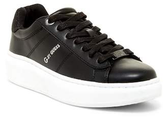 G by GUESS Charly Flatform Sneaker $59 thestylecure.com
