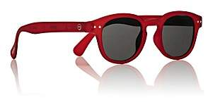 IZIPIZI Kids' #C Sunglasses - Red