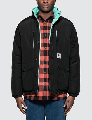 Flagstuff Reversible Puff Jacket