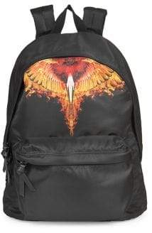 Marcelo Burlon County of Milan Flame Wing Backpack