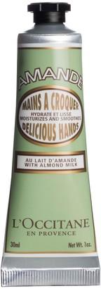 L'Occitane Almond Delicious Hands Cream