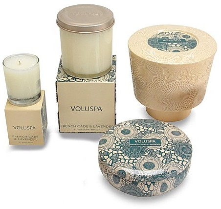 Japonica White Collection by Voluspa