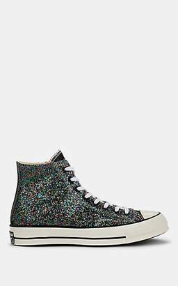 Converse Men's Chuck 70 Glitter Sneakers - Black