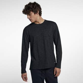 Nike Hurley Dri-FIT Lagos Port Men's Long-Sleeve Top