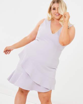 Calandria Ruffle Dress