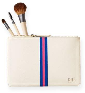 Mark And Graham Lia Striped Pouch