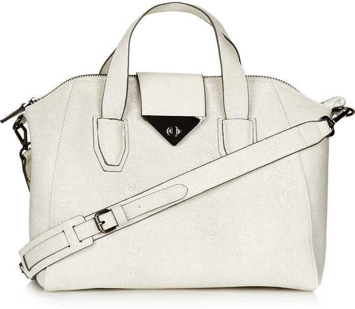 Topshop Stingray Winged Holdall