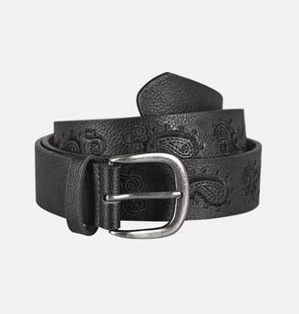 Avenue Embroidered Paisley Belt