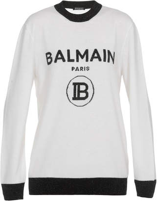 Balmain Wool And Cashmere Sweater