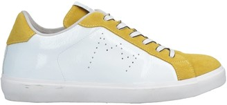 Leather Crown Low-tops & sneakers - Item 11326772PC