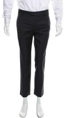 Alexander McQueen Striped Dress Pants