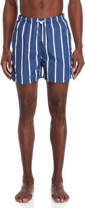 Solid & Striped The Classic Stripe Swim Trunks
