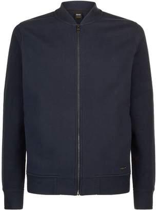BOSS ORANGE Zip-Up Sweatshirt
