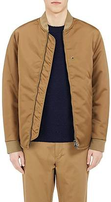 Acne Studios Men's Mylon Bomber Jacket