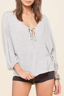 Amuse Society Bedford Knit Top