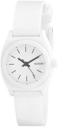 Nixon Women's A425100 Small Time Teller P Watch