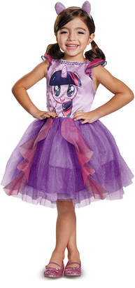 My Little Pony Disguise Inc. Disguise Twilight Sparkle Costume