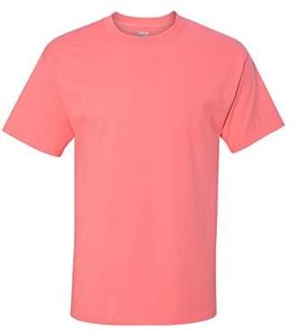Hanes Men's Short Sleeve Beefy T-Shirt