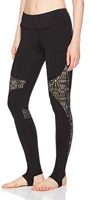 Alo Yoga Women's West Coast Legging,S