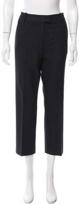 3.1 Phillip Lim Mid-Rise Cropped Pants